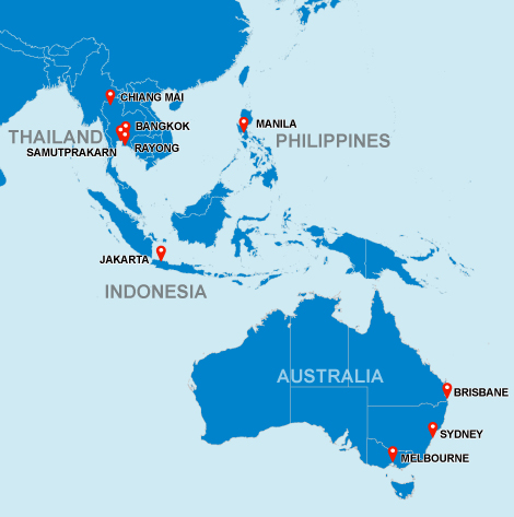Map Of Philippines And Thailand ZI ARGUS   Contact Us